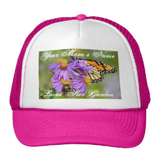My Mom loves her garden Hat