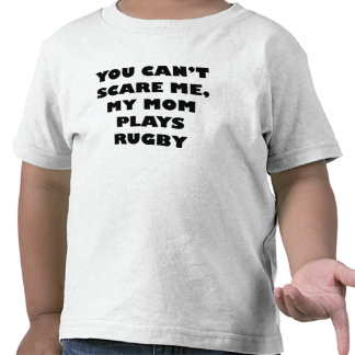 My Mom Plays Rugby T Shirt
