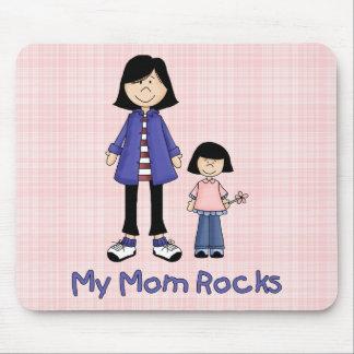 my mom rociks 1 mouse pad