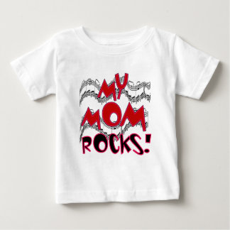 My Mom Rocks T-shirts and Gifts