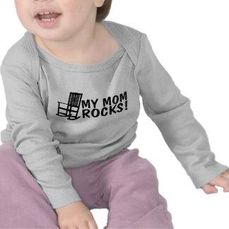 My Mom Rocks Shirt