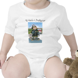 My Mom s A Firefighter - Tees
