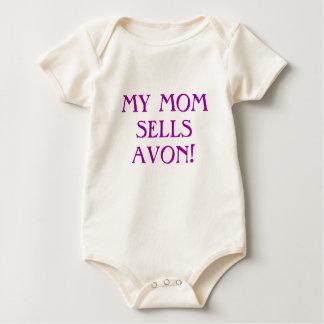 MY MOM SELLS AVON! BABY BODYSUIT