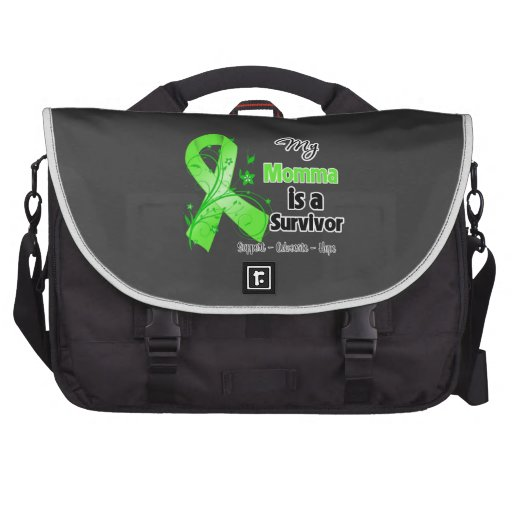 My Momma is a Lymphoma Survivor Bag For Laptop