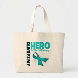My Mommy Always My Hero - Ovarian Cancer Bags