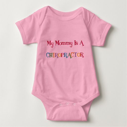 My Mommy Is A Chiropractor T-Shirt