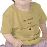 My mommy is a Feminist Housewife Tee Shirts