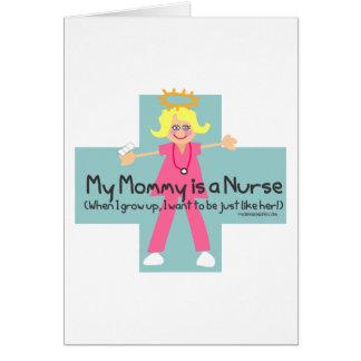 My Mommy is a Nurse Cards