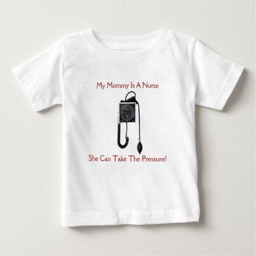 My Mommy Is A Nurse Infant Shirt