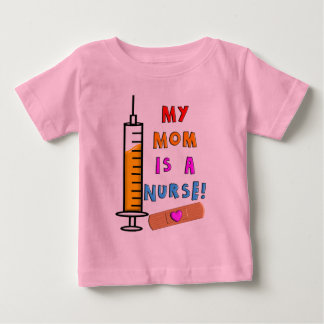 My Mommy is a Nurse Kids T-Shirts Big Bandaid