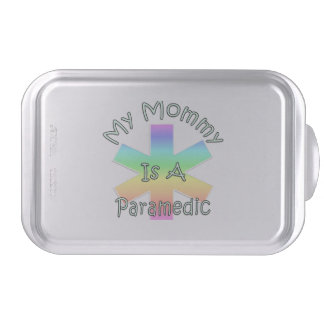My Mommy Is A Paramedic Cake Pan
