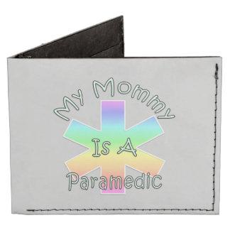 My Mommy Is A Paramedic Tyvek® Billfold Wallet
