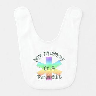 My Mommy Is A Paramedic Bib