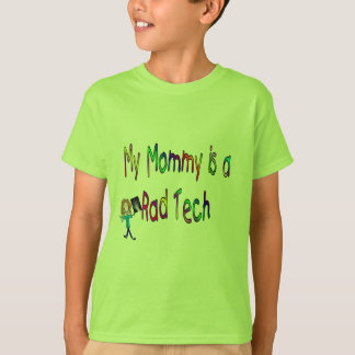 My mommy is a Rad Tech (Kids Shirts) T-Shirt