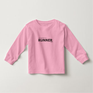 MY MOMMY IS A RUNNER 26.2mi/GYNECOLOGIC-OVARIAN Toddler T-shirt