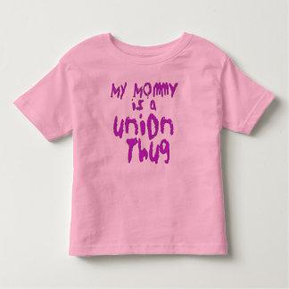 My Mommy is a Union Thug Tee Shirt