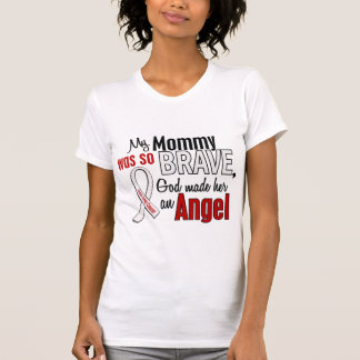 My Mommy Is An Angel Lung Cancer T-Shirt