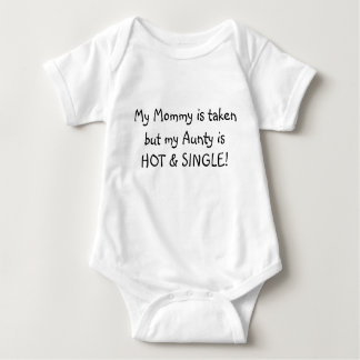My Mommy is taken but my aunty Nan... - Customized Tee Shirt