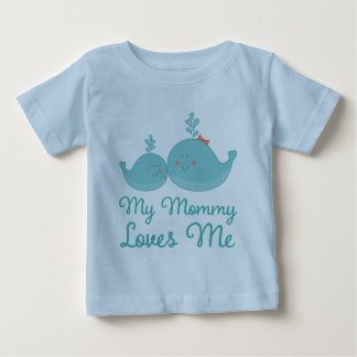 My Mommy Loves Me childs gift t-shirt