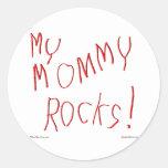My Mommy Rocks! Sticker