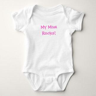 My MomRocks! - Customized Baby Bodysuit