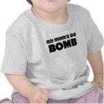 My Mom's Da Bomb T-Shirt