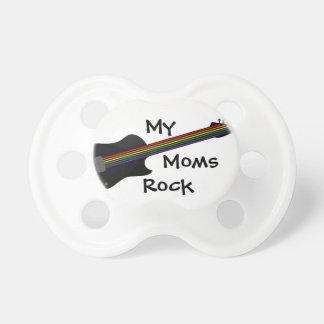My Moms Rock Pacifier