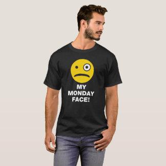 My Monday Face T-Shirt