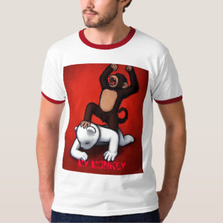 My-Monkey, MY MONKEY T-Shirt