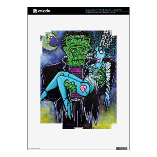 My Monster My Bride Skins For iPad 3