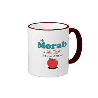 My Morab is All That Funny Horse Coffee Mug