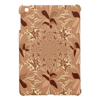 My Morning Coffee Colors iPad Mini Cover