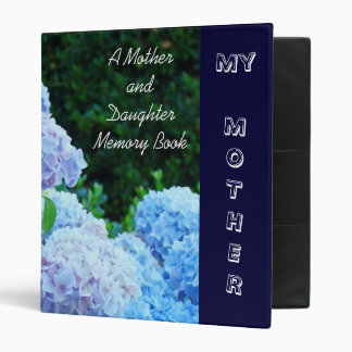My Mother binder Mother Daughter Memory Book