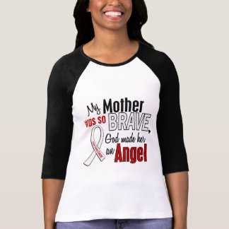 My Mother Is An Angel Lung Cancer T-Shirt