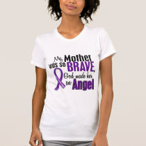 My Mother Is An Angel Pancreatic Cancer T-Shirt