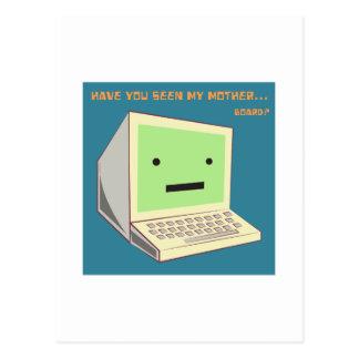 My Motherboard? Postcard