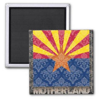 My Motherland Arizona 2 Inch Square Magnet