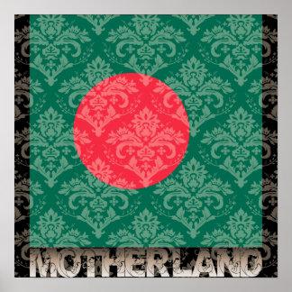 My Motherland Bangladesh Poster