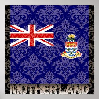 My Motherland Cayman Islands Poster