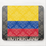 My Motherland Colombia Mouse Pad