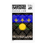 My Motherland Guadeloupe Postage Stamp
