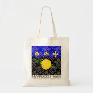 My Motherland Guadeloupe Tote Bag