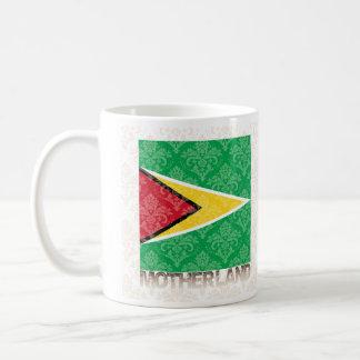 My Motherland Guyana Classic White Coffee Mug