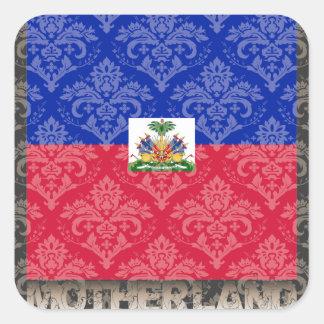 My Motherland Haiti Stickers