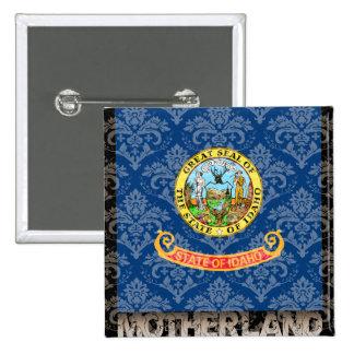 My Motherland Idaho Pins