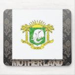 My Motherland Ivory Coast Mouse Pads
