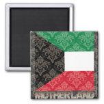 My Motherland Kuwait Magnet