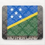 My Motherland Solomon Islands Mouse Pad