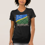 My Motherland Solomon Islands Tee Shirt