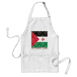 My Motherland Western Sahara Adult Apron